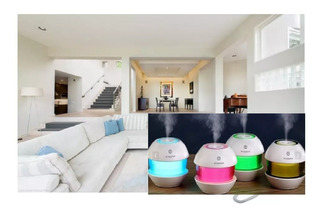 Difusor Ambientador Color Led Aromaroterapia