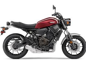 Yamaha Xsr700 0 Km Ultima Unidad Color Rojo !!!