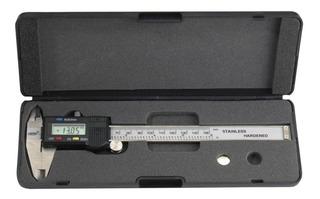 Calibre Digital Bahco 1150d Milimetro Y Pulgada 0-150mm 0,01