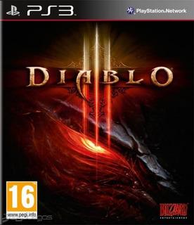 Diablo 3 Español Ps3 Goroplay Digital