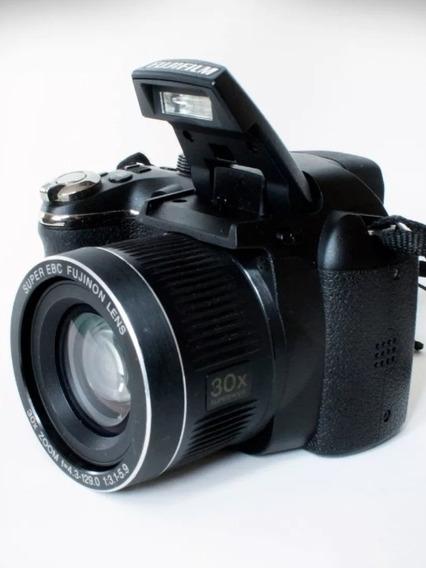Câmara Digital Fuji Fenepix S4000 14mp 30x Zoom Óptico Hdmi