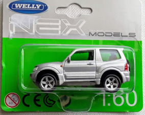 Welly Nex - Mitsubishi Pajero - Escala 1/60