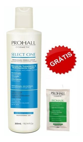Alinhamento Térmico Select One Prohall Sem Formol (300ml)