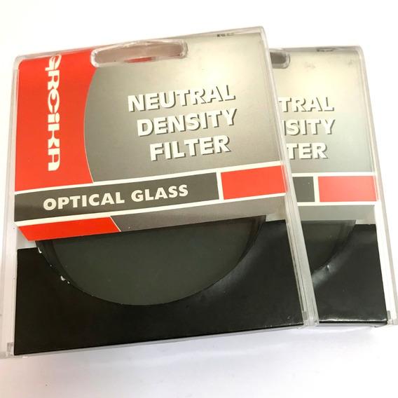 Filtro Nd4 Greika 72mm Densidade Neutra 72mm