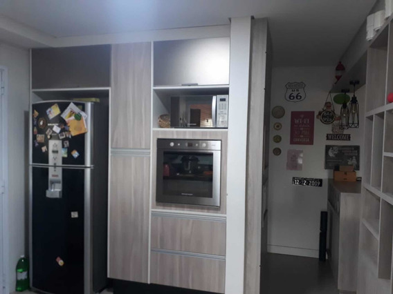 Apartamento 107 M Vr. Gourmet 3 Dorm Aceita Permuta