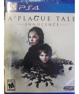 A Plague Tale Innocence Ps4 Nuevo Sellado Delivery Stock Ya
