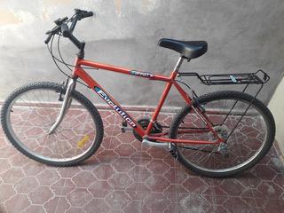 Bicicleta Evolution Rodado 26