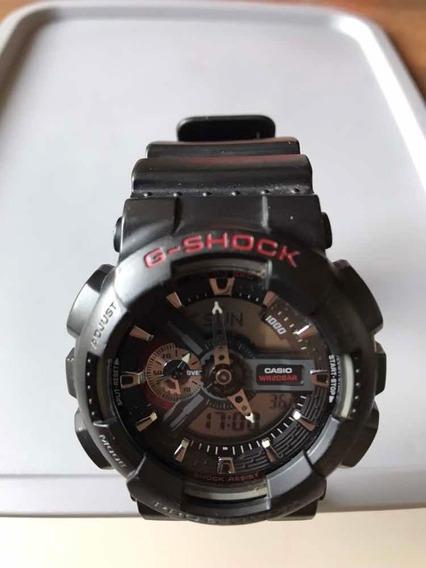 Relógio Casio G-shock Ga-110 - Preto