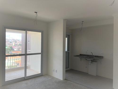 Imagem 1 de 14 de Apartamento À Venda Na Chacara São João -10194