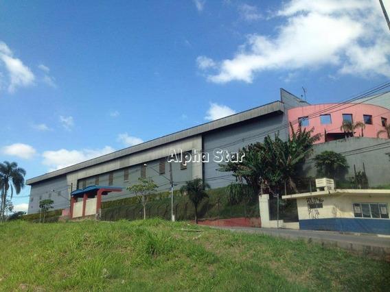 Galpão Industrial À Venda, Centro, Cajamar. - Ga0052