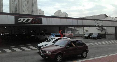 Imagem 1 de 3 de Terreno, 2100 M² - Venda Por R$ 15.000.000,00 Ou Aluguel Por R$ 50.000,00/mês - Mooca - São Paulo/sp - Te0378