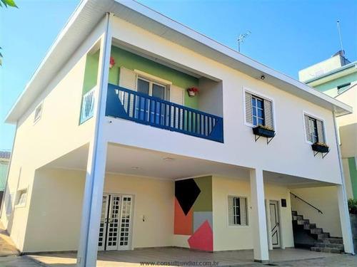 Imagem 1 de 28 de Casas À Venda  Em Jundiaí/sp - Compre A Sua Casa Aqui! - 1121141