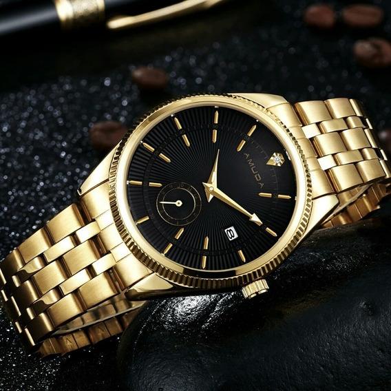 Relógio Masculino Amuda Am2012