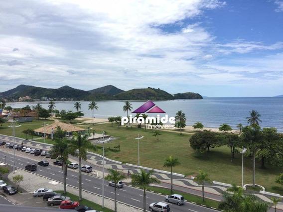 Apartamento Com 3 Dormitórios À Venda, 120 M² Por R$ 640.000 - Centro - Caraguatatuba/sp - Ap11627