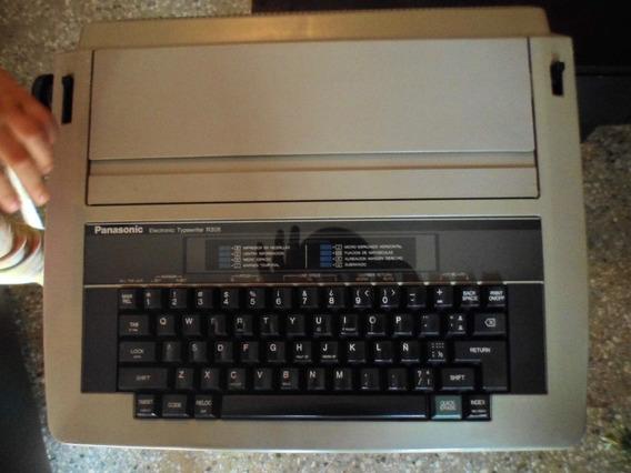 Maquina De Escribir Electronica Panasonic R305 Para Reparar