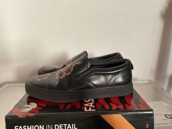 Tênis Sapato Gucci Praticamente Novo