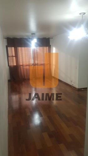 Apartamento Para Venda No Bairro Campos Elíseos Em São Paulo - Cod: Ja10097 - Ja10097