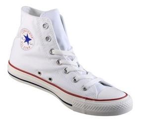 Converse Bota Blanco Hombre Mujertenis Vans Nike adidas Dc