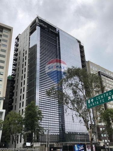 Renta Oficina Nuevas Prol Paseo De La Reforma Sta Fe Alvaro