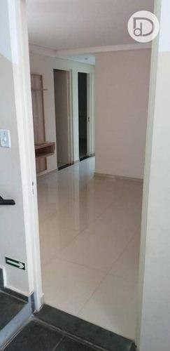 Imagem 1 de 23 de Apartamento Com 2 Dormitórios À Venda, 48 M² Por R$ 240.000,00 - Loteamento Nova Espírito Santo - Valinhos/sp - Ap1980
