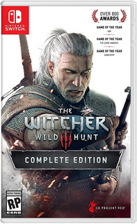 The Witcher 3 Complete Edition Nintendo Switch Digital