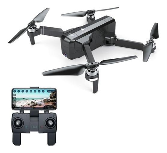 Drone Sjrc F11 Camera Wifi Gps Motor Brushless C/ Bag