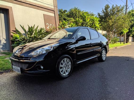 Peugeot 207 Sedan Passion Xs 1.6 Flex 16v 4p Automático Pret
