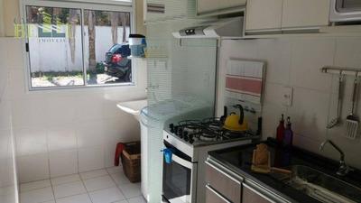Apartamento Com 2 Dormitórios Para Alugar, 47 M² Por R$ 1.000/mês - Residencial São Luis - Francisco Morato/sp - Ap0066