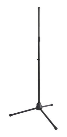 Pedestal On Stage Para Microfone Reto Modelo Euro Ms7700b