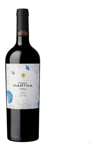 Vinho Tinto Finca Martha Malbec 2020