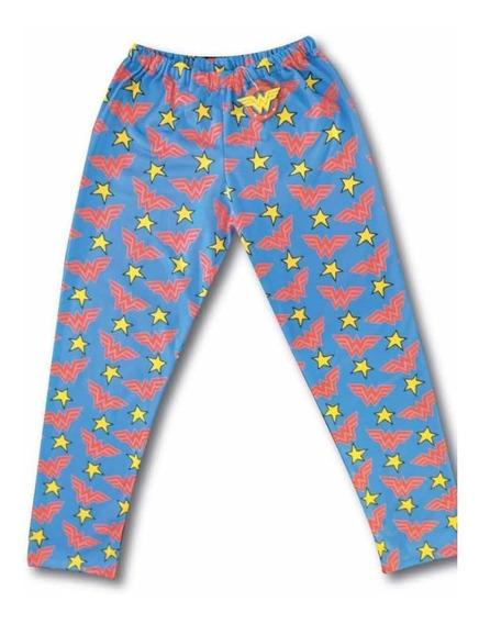 Pantalon Pijama Mujer Hombre Niños