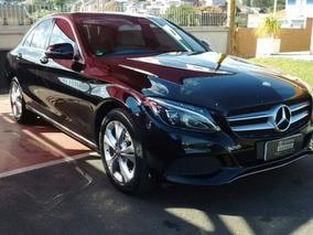 Mercedes-benz C 180 Avantgarde 1.6 16v Tb 2015/2016 8490