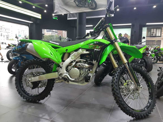 Kawasaki Kx 250 F -2020- Exclusivo Lidermoto