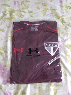 Camisa De Treino Do São Paulo Performance