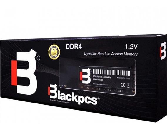 Memoria Ram Ddr4 8gb 2400mhz Blackpcs Md22402-8gb Udimm