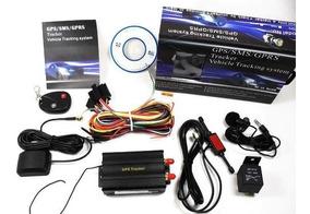 Rastreador Gps Controle Remoto Tk103b Bloqueador Veicular