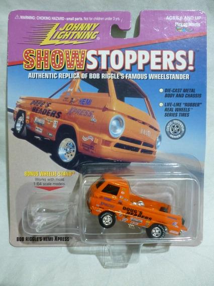 Johnny Lightning Bob Riggles Hemi Xpress - J P Cars