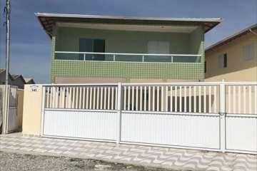 Casa Com 2 Dorms, Sítio Do Campo, Praia Grande - R$ 175 Mil, Cod: 106 - V106