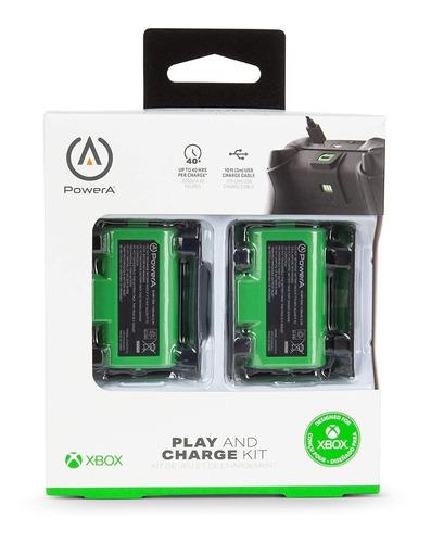 Imagen 1 de 5 de Kit Carga Y Juega Para Xbox Series X | S / Xbox One