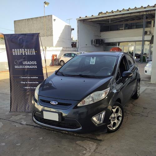 Ford Fiesta Kinectic Titanium