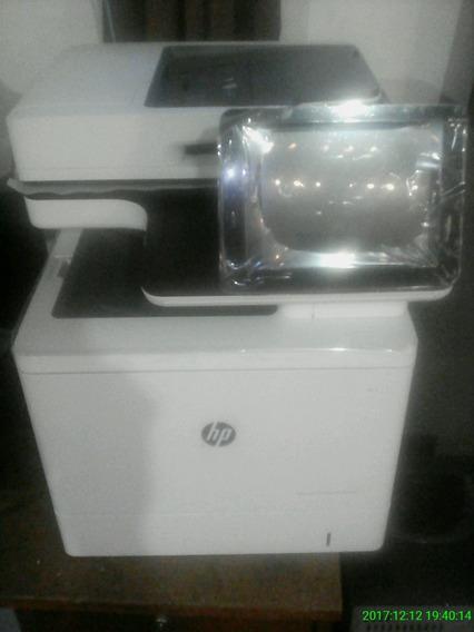 Multifuncional Hp Laserjet Enterprise Mfp M577dn-