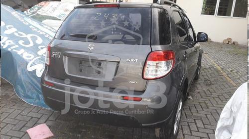 Sucata Suzuki Sx4 - 2011/2012 - Retirada De Peças