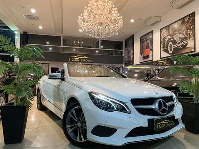 Mercedes-benz Classe E 2.0 Turbo 2p Conversível 2016