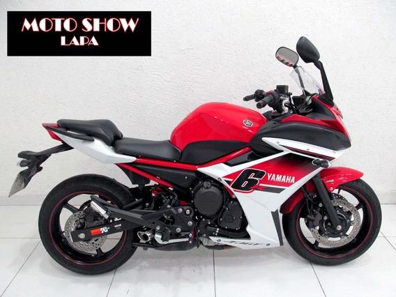 Yamaha Xj6 F 2015/2016 Vermelha