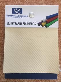 Rollo De Lona Marca Polímeros 18 Onzas, Envío Gratis