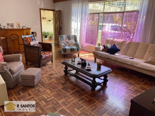 Sobrado Com 4 Dormitórios À Venda, 245 M² Por R$ 1.500.000,00 - Parque Jabaquara - São Paulo/sp - So1420