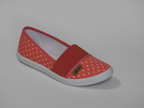 Zapatilla Marinera - Dama - Lona Estampada - Lady´s Original