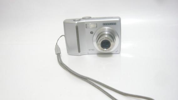 Câmera Samsung S730!!! Não Liga