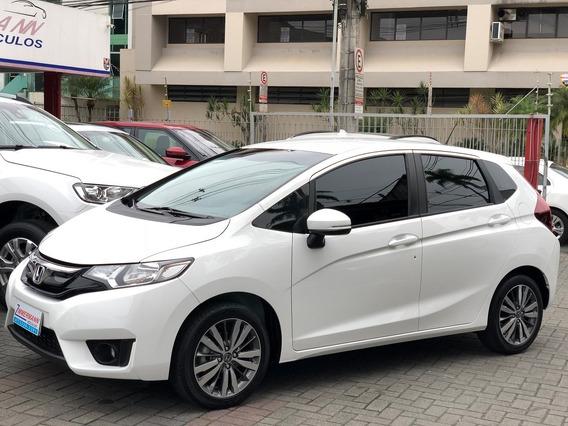 Honda Fit Ex 1.5 Flex 2017 Top De Linha Unico Dono