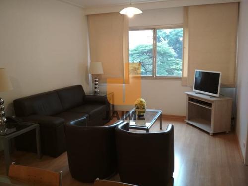 Apartamento Para Locação No Bairro Vila Buarque Em São Paulo - Cod: Ja17454 - Ja17454